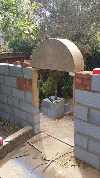 Detailed Brickwork Dr Construction Ltd