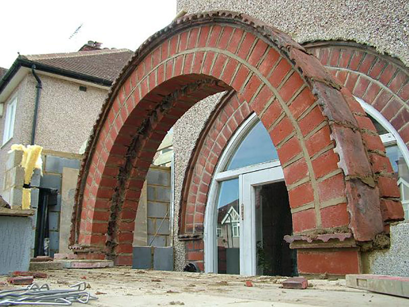 Detailed Brickwork Dr Construction Ltd